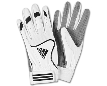 maroon and white batting gloves